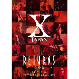 X JAPAN Returns