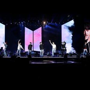 2018 BTS防彈少年團桃園演唱會 (12/8)