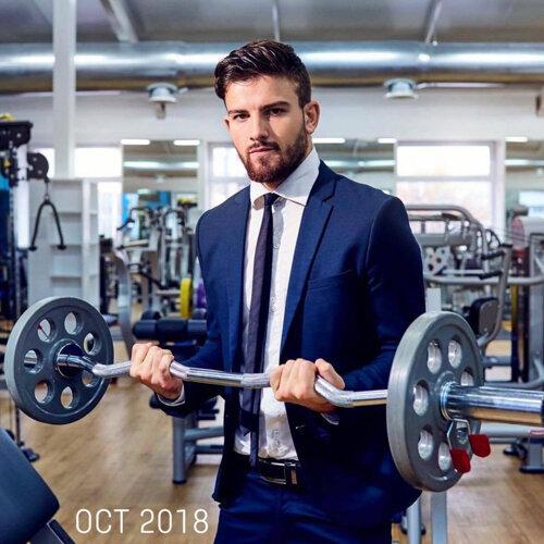10月。健身。精選歌單