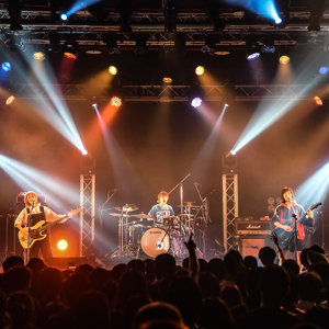 SHISHAMO巡迴演唱會2018-2019台北場