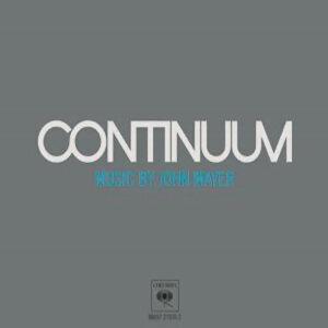 John Mayer/ Continuum