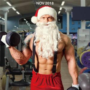 11月。健身。精選歌單