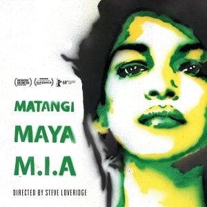 《革命/嘻哈/M.I.A.》電影原聲帶