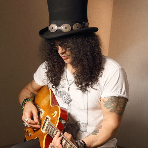 傳奇吉他手Slash私房推薦!13首搖滾迷必聽熱血精選