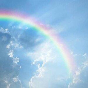 我們一起加油,奔向彩虹