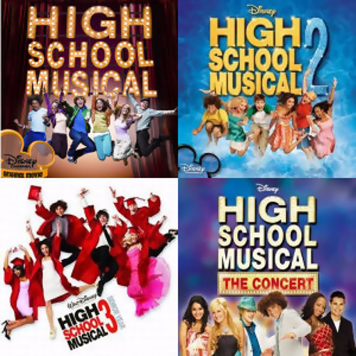 The Best of「High School Musical」