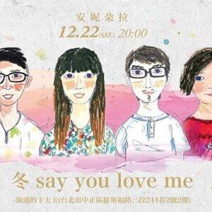 安妮朵拉暖心歌方箋-冬 say you love me