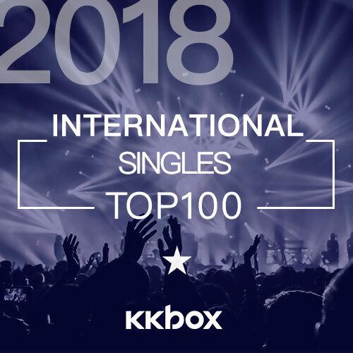 2018 KKBOX Top 100 International Singles