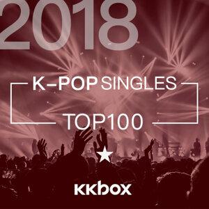 2018 KKBOX Top 100 K-Pop Singles
