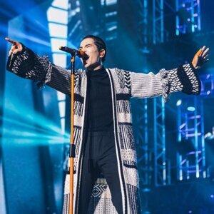 萧敬腾2018「娱乐先生」新加坡站 完整歌单