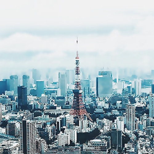 yin Tokyo Sparkle City. (2018/12/12)