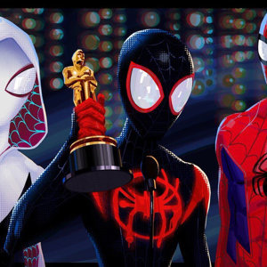 Spider-Man: Into the Spider-Verse 蜘蛛人:新宇宙