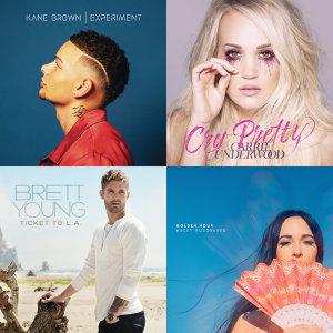 2018年25首必聽的鄉村歌曲🍁