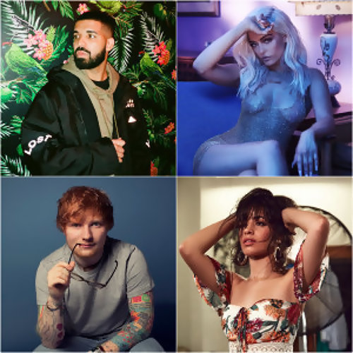 2018 Billboard Top 100