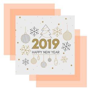 新年新希望!2019年我來啦~~~
