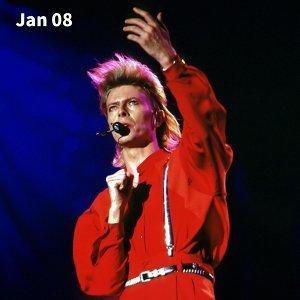 「搖滾變色龍」大衛鮑伊 David Bowie 冥誕紀念