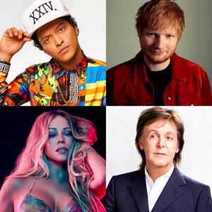 告示牌60週年評選!有史以來最成功100首歌曲!