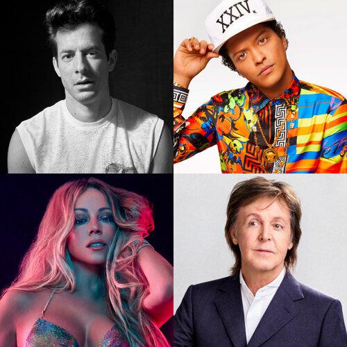 告示牌評選!有史以來最成功100首歌曲!