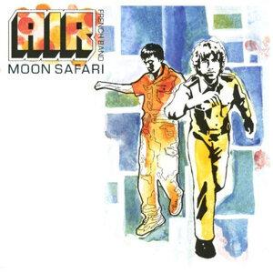 Air (空氣) - Moon Safari