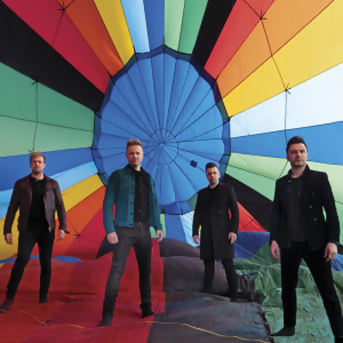 Welcome Back, WESTLIFE!
