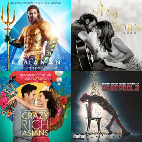 Movie Soundtracks of 2018