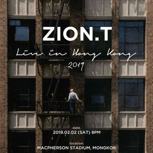 「Zion.T Live in Hong Kong 2019」預習歌單