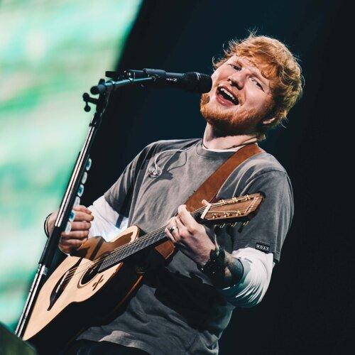 Ed Sheeran「Divide World Tour 2019 Hong Kong」歌單