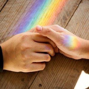 因爲有你,彩虹更美麗!