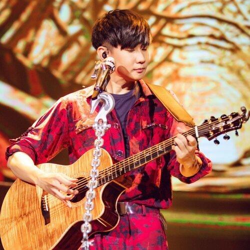 JJ林俊傑「聖所世界巡演」台北站完整歌單