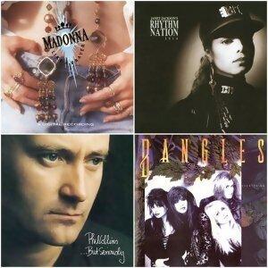 Songs of 1989