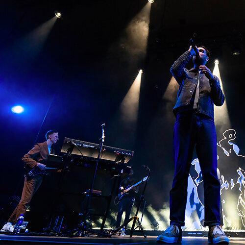 HONNE Love Me / Love Me Not Asia Tour 香港站音樂會歌單