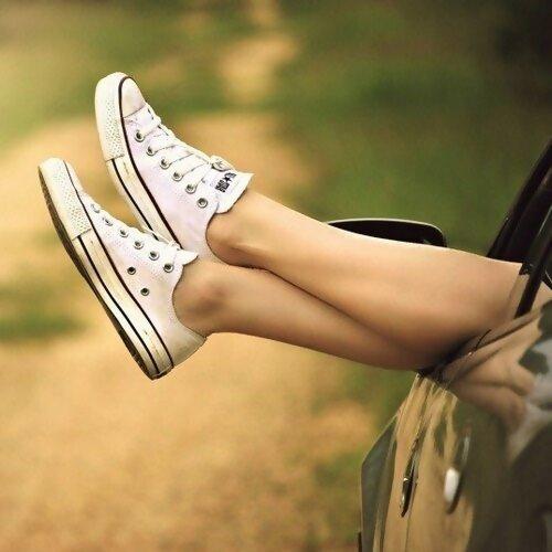 Relax的節奏!腳步輕盈,心飛揚~