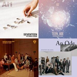 SEVENTEEN VOCAL TEAM 楽曲