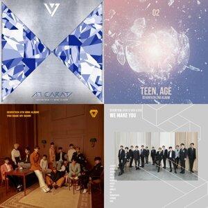 SEVENTEEN PERFORMANCE TEAM 楽曲