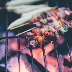 中秋嗨歌不間斷🔥烤肉生火嗨不停