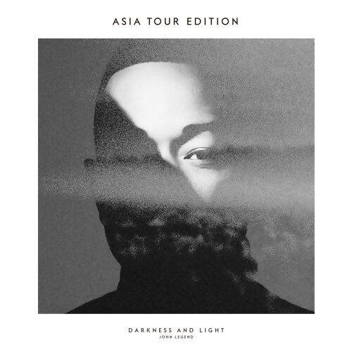 John Legend (約翰傳奇) - DARKNESS AND LIGHT - Asia Tour Edition