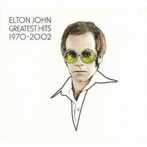 Elton John (艾爾頓強) - Greatest Hits 1970-2002(琴聲傳奇33年最精選)