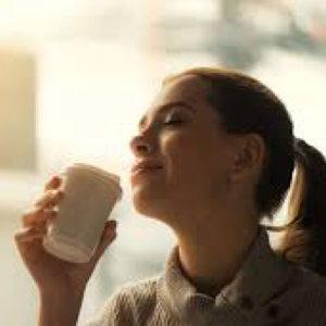 慵懶的午後咖啡時光