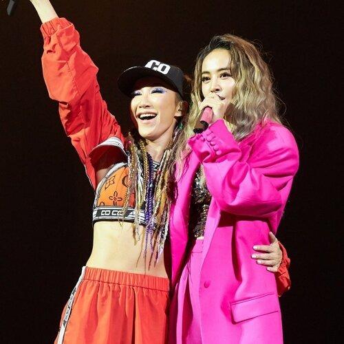 CoCo李玟「YOU&I」世界巡迴演唱會 台北站歌單