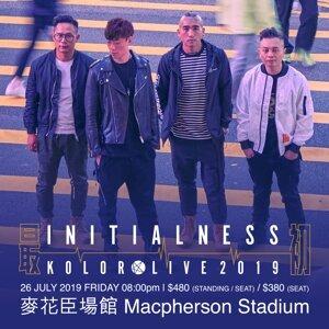 KOLOR Initialness Live 2019預習歌單
