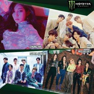 2019 Monster KPOP Concert in Taipei 歌單