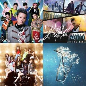 2016年~2018年ヒットソングス