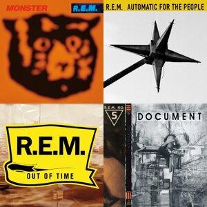 R.E.M. 『世界で最も重要なロック・バンド』の20曲