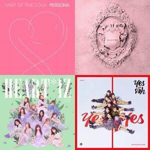 K-POP シングルランキング
