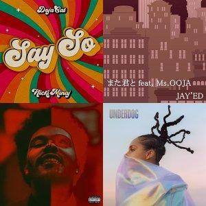 Soul/R&B シングルランキング