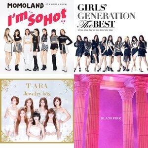 テンションを上げたい時のK-POP GIRLS SONG LIST