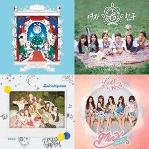 心がときめく♡ CUTE K-POP GIRLS SONG
