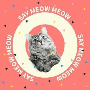 因为你听过 Say Meow Meow - 歌曲<學貓叫>英文版🤔
