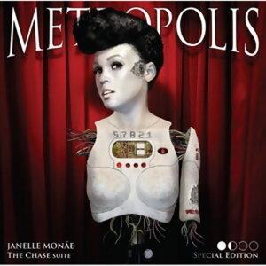 才女Janelle Monaeのメトロポリスサーガ