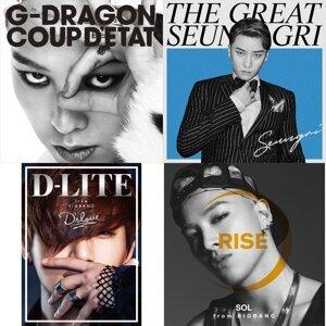 BIGBANG:ソロワークス